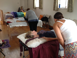 Sound Healing Practitioner Training
