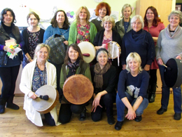 Chanting Group for Women, County Durham