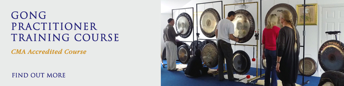 More about Gong Healing Practitioner Training